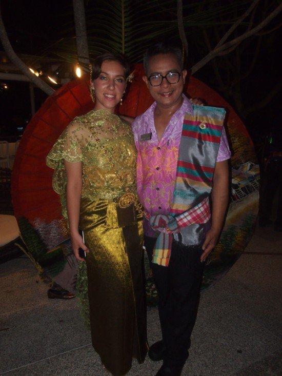 Happy Loy Krathong at Movenpick Resort & Spa Karon Beach Phuket