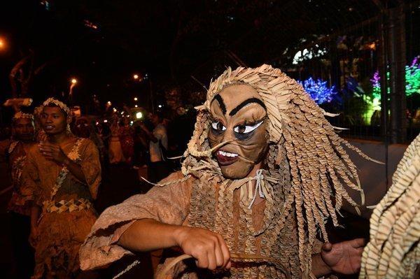 Malaysian Mask Festival