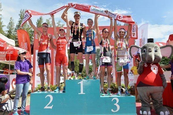 Swiss Wild Defended Challenge Laguna Phuket Title