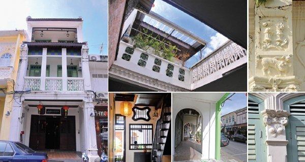 Phuket's fascinating classic architecture