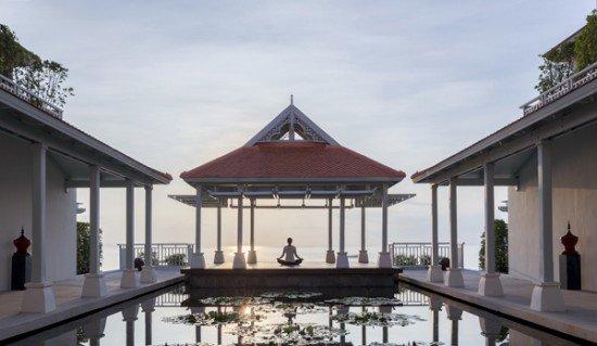 Amatara Spa Morning Yoga Class_ RE