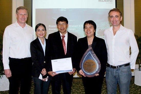 Amari Phuket wins Kuoni Water Champion Award