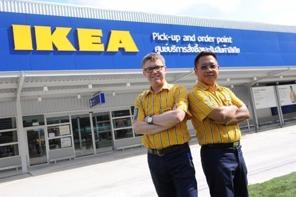 IKEA opens its first Pick-up & order point in Asia at Bypass Biz Town in Phuket