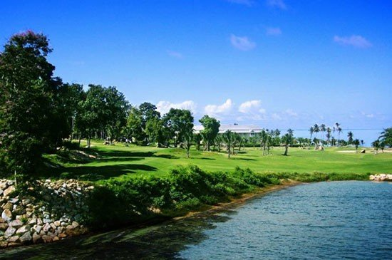 Phokeethra Golf Krabi - The one and only course amidst stunning view of Andaman Sea