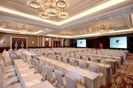 The Mai Khao Ballroom's meeting