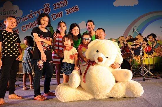 Thousands Celebrated National Children's Day 2016 at Laguna Phuket