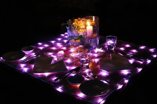 Love celebration under the stars at La Gritta Italian Restaurant
