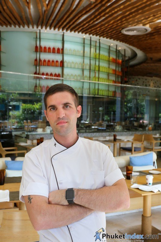 Billy Costoglou - Executive Chef