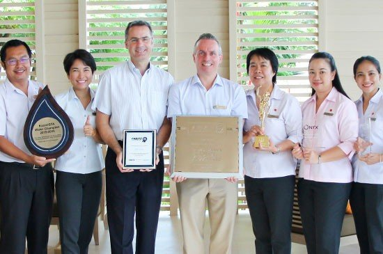 Amari Phuket celebrates with Seven International Awards