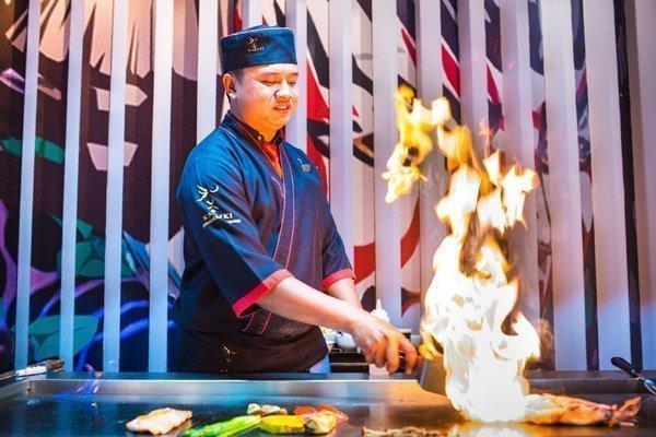 Kabuki Japanese Cuisine Theatre Names One of Thailand Tatler's Best Restaurants 2016