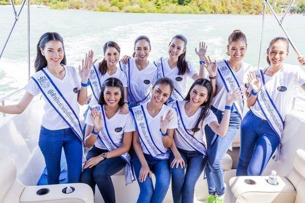 Laguna Phuket's Beauty Met its Match  Picturesque Destination Resort Hosted Miss Thailand World Contestants