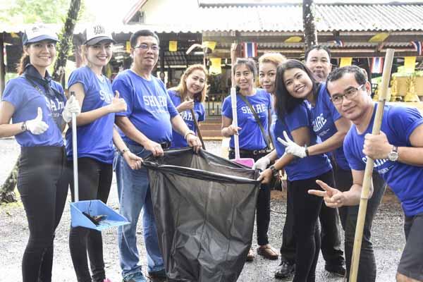 Deevana Patong Resort & Spa - Phuket, Share Together project