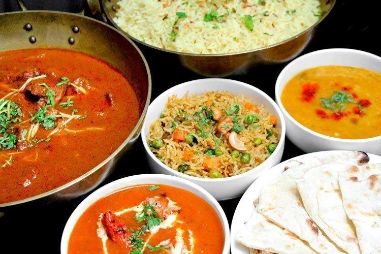 The wonderful taste of Amari Phuket's curry night buffet