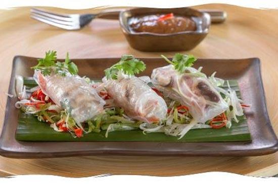 Wholesome vegetarian and vegan menu at Mala Restaurant