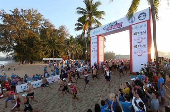 Laguna Phuket Triathlon Unveiled New Look at Bangkok Media Showcase Asia's Longest Standing Triathlon Race Continues its Focuses in Sport Tourism and Sustainability