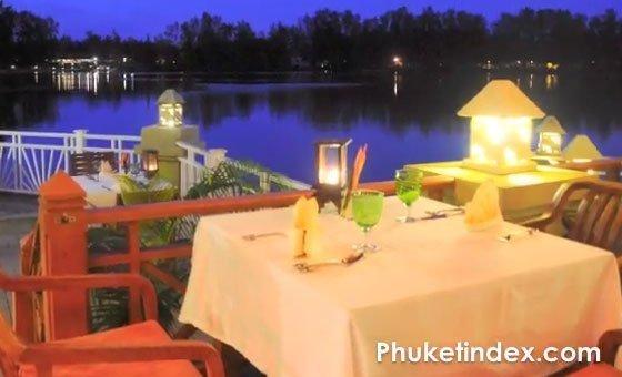 Rim Talay Restaurant at Laguna Beach Resort