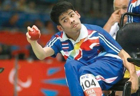 Phuket sees Double Paralympics Gold Medal Winner join Festival