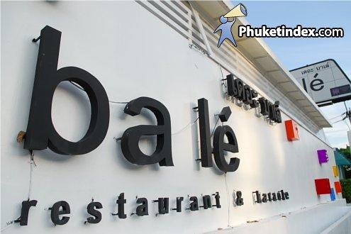 Phuket's Bale Restaurant & Karaoke party promotion