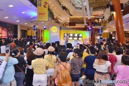Phuket's Krungsri Money Festival 2013