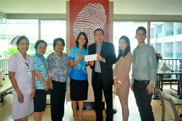 Phuket's Patong Hospital Benefits from KEE Kindness