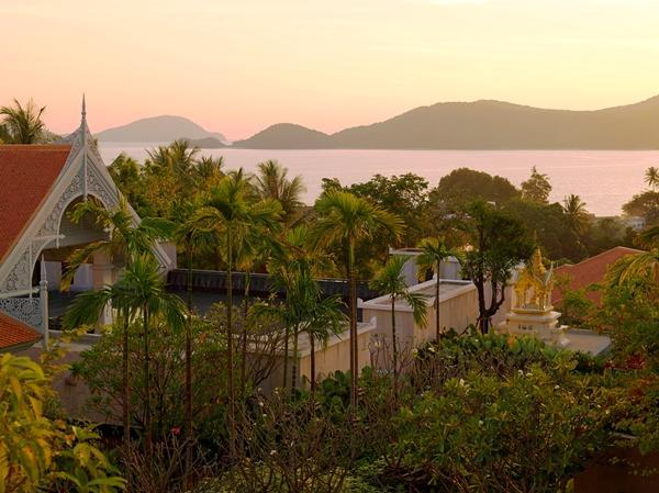 Phuket resort nominated for three World Luxury Hotel Awards