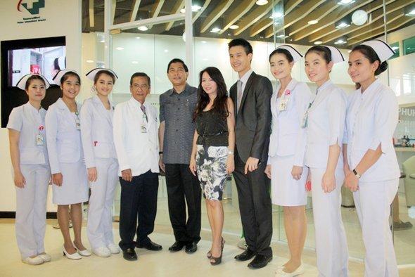 Central Festival Phuket Installs Life-Saving Defibrillators