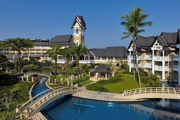 Angsana Laguna Phuket to celebrate the festive season in style