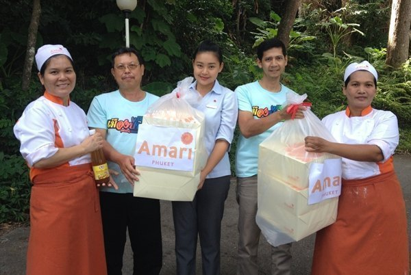 Amari Phuket supports Children's Day in Patong