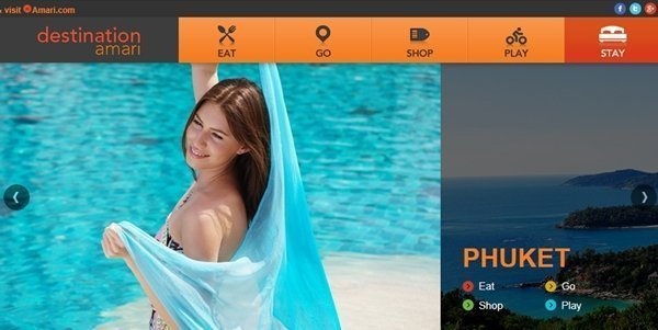 Amari Phuket introduces new web portal