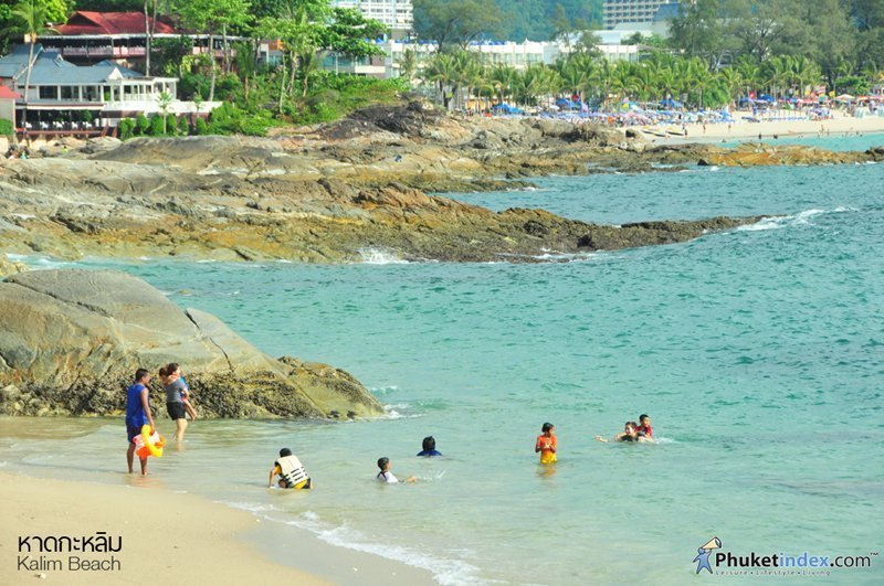 Photo of the day : Kalim Beach
