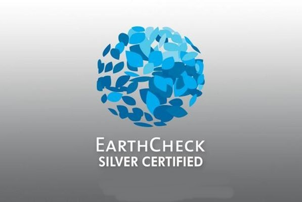 Earthcheck Silver for Centara Grand Beach Resort Phuket