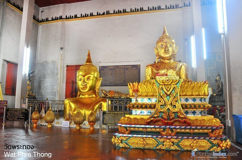 Photo of the day : Wat Phra Thong