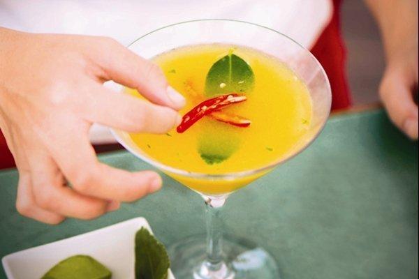 Phuket's XANA introduces a Cocktail That Bites