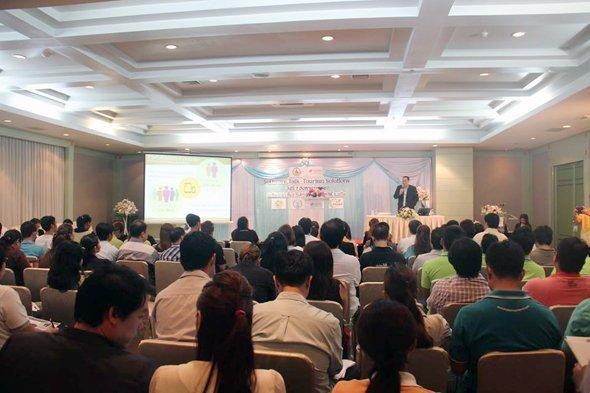 "SIPA Phuket held ""Software Talk – Tourism Solutions"" seminar"