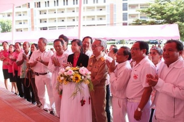 Phuket school unveils new gymnasium