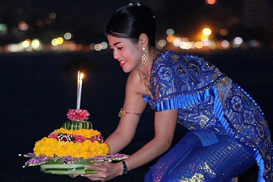 Celebrate Loy Krathong at Amari Phuket