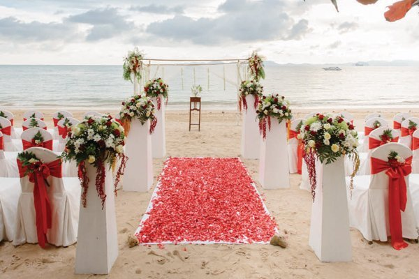 Sofitel Krabi Wedding Booth at Tesco Lotus Krabi