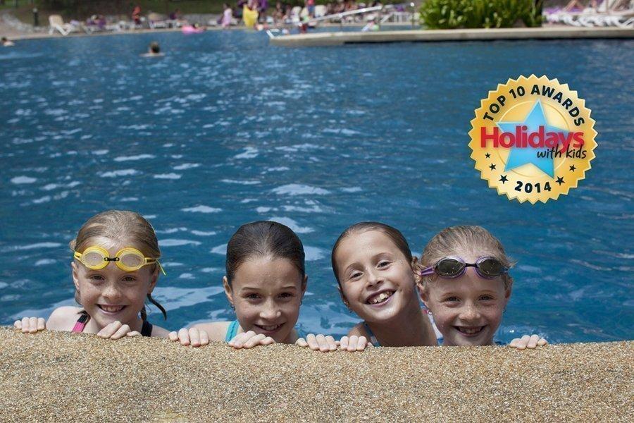 Dusit Thani Phuket in Top 10 Family Resorts in Thailand