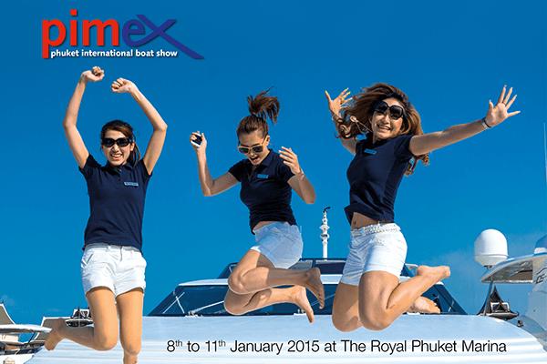 Phuket Boat Show returns January 2015