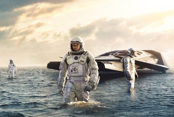 Phuket Now Showing : Interstellar
