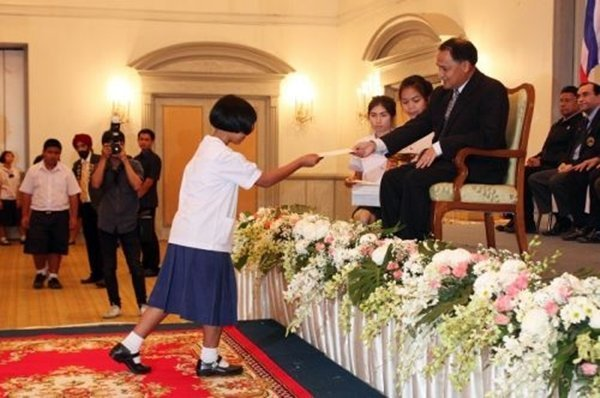 Phuket donates Education and Tsunami Grants
