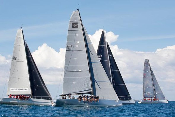 Final day's racing draws superb performances at PKCR 2014