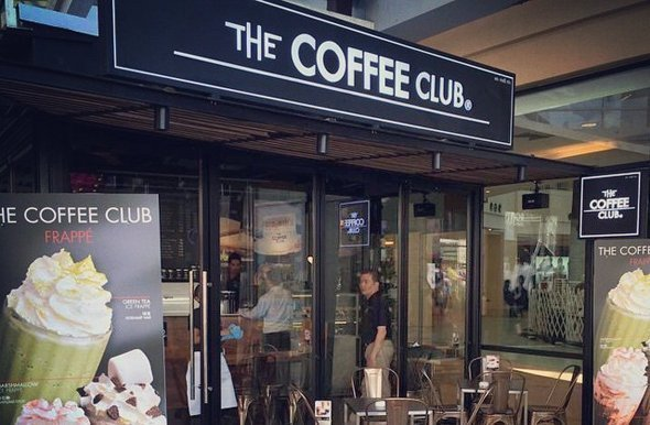 The Coffee Club second store in Jungceylon is now open