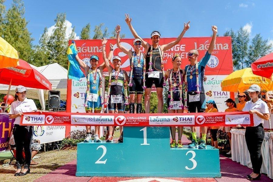 Swiss Wild Takes First Challenge Laguna Phuket Win