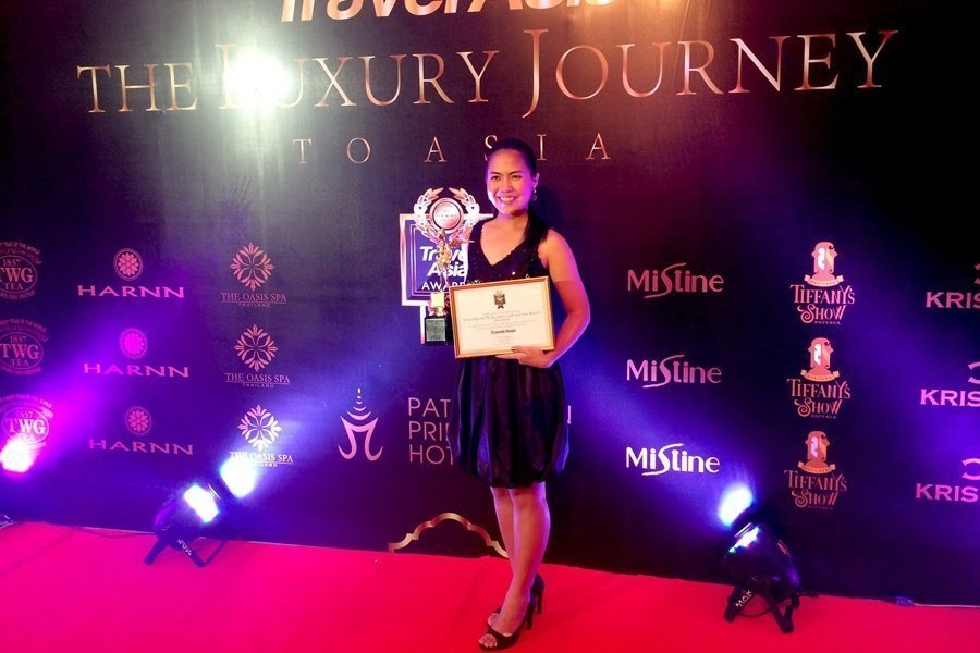 Sofitel Krabi wins  Top Family Hotel  Award