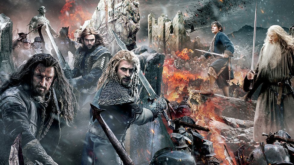 Phuket Now Showing – The Hobbit : The Battle of the Five Armies