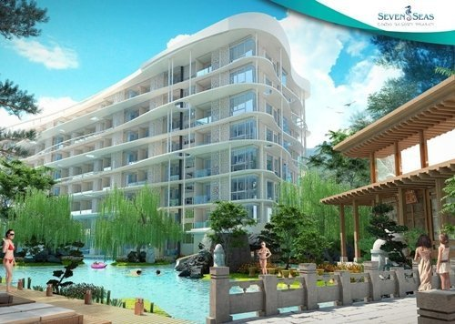 Porchland Group partners with Universal Group launching 'Seven Seas Phuket Condo Resort Phuket' valued at over 2500 million baht.