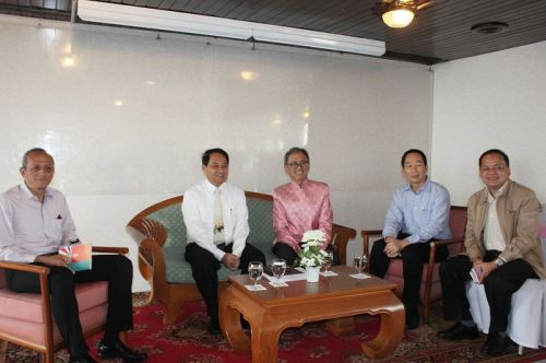 PPAO Hosts Morning Session Meeting Of Government OffIcials