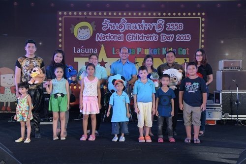 Thousands Celebrated National Children's Day at Laguna Phuket