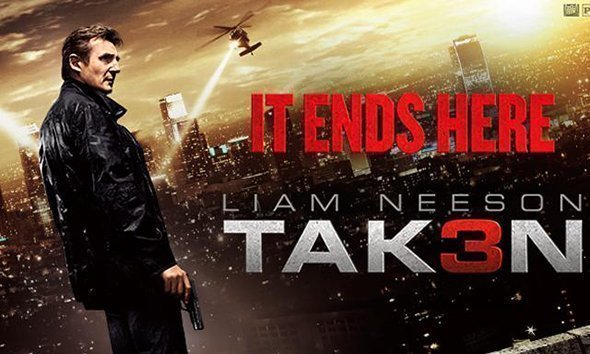 Phuket Now Showing : Taken 3